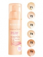 BOURJOIS 10 Hour Sleep Effect Foundation ( 73 Beige Clair ) - Rozjasňující make-up - 30ml