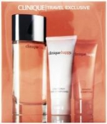 CLINIQUE Happy Dárková sada EDP 100 ml, šampón Happy 40 ml a kondicionér Happy 40 ml - 100ml