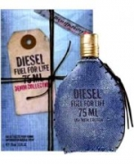 DIESEL Fuel for Life Man Denim Collection EDT - 75ml