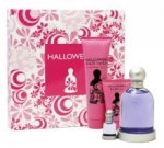 JESUS DEL POZO Halloween Dárková sada EDT 100 ml, tělové mléko Halloween 150 ml, sprchový gel Halloween 50 ml a miniaturka Halloween EDT 4,5 ml  - 100ml