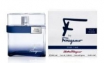 SALVATORE FERRAGAMO F by Ferragamo pour Homme Free Time EDT - 30ml