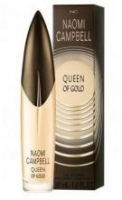 NAOMI CAMPBELL Queen of Gold EDT ( kabelkové balení )  - 15ml