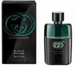 GUCCI Guilty Black pour Homme EDT - 90ml