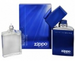 ZIPPO Into The Blue EDT  - 100ml plnitelný