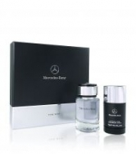 MERCEDES BENZ Mercedes Benz For Men Dárková sada EDT 75 ml a deostick Mercedes Benz For Men 75 g - 75ml