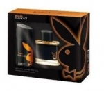 PLAYBOY Miami Dárková sada EDT 100 ml a deospray Miami 150 ml - 100ml