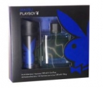 PLAYBOY Malibu Dárková sada EDT 100 ml a deospray Malibu 150 ml - 100ml