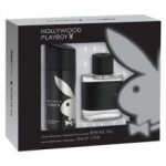 PLAYBOY Hollywood Dárková sada EDT 100 ml a deospray Hollywood 150 ml - 100ml