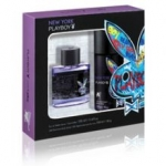 PLAYBOY New York Dárková sada EDT 100 ml a deospray 150 ml - 100ml